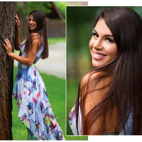 Дарья Голуб — Девушка номера