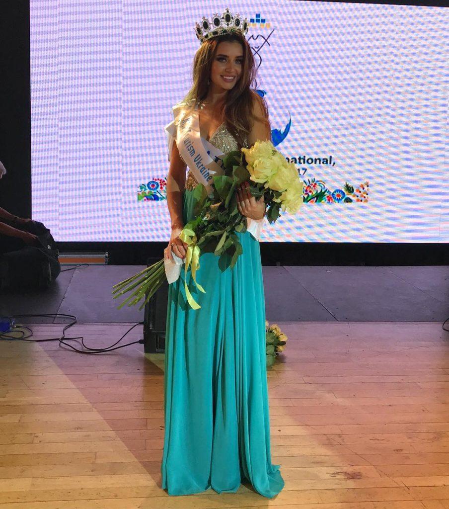 «Мисс Туризм Украина 2017» стала участница 7-го номера