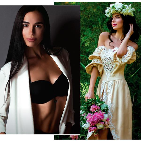 Маргарита Маслова — Девушка номера