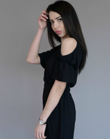 Нечепоренко Анна, Донецк