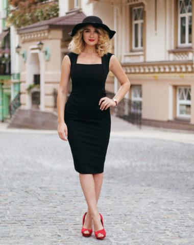 Гончарук Валентина, Киев