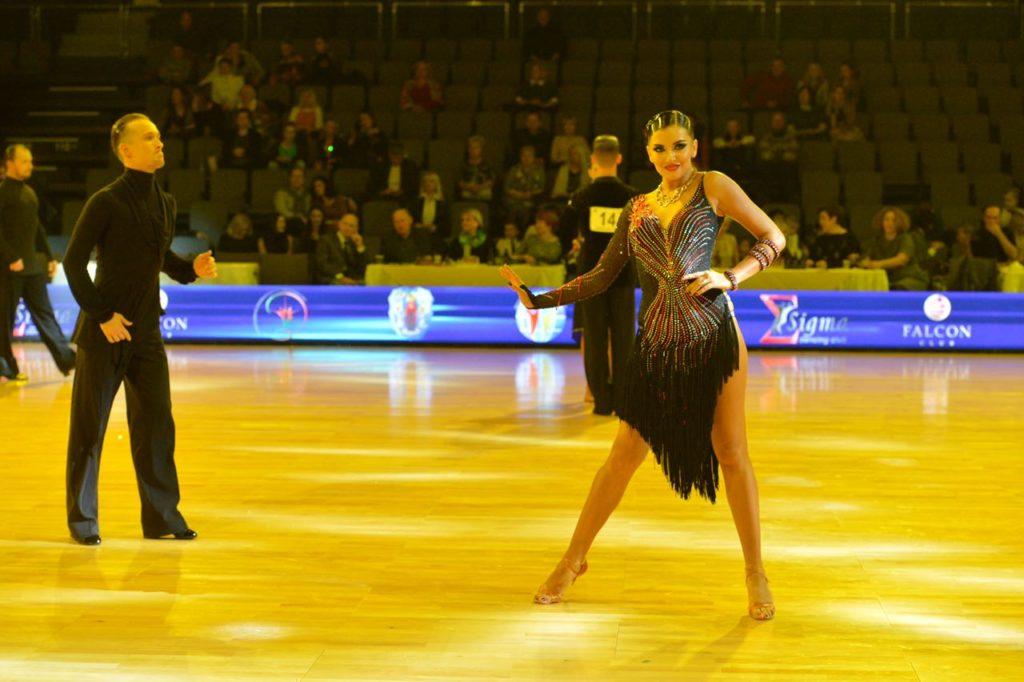 Победительницей международного турнира по танцам «Capital Cup Minsk» стала участница 7-го номера.