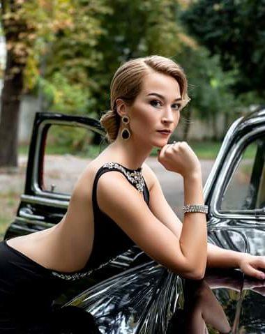 Яковлева Диана, Одесса