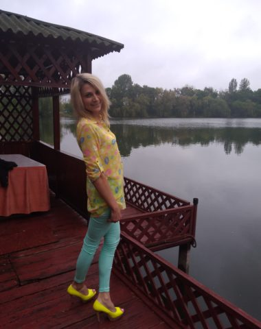 Стоянович Ирина, Тростянец