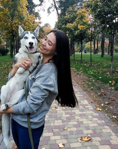 Пугач Анна, Киев