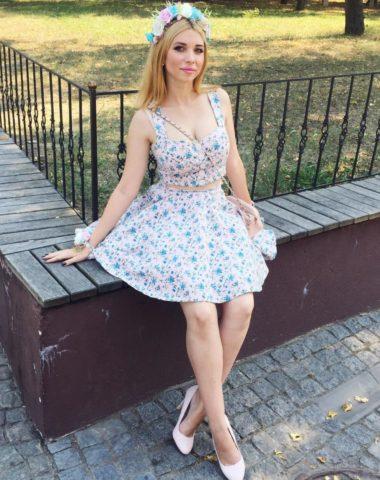 Кулешина Елизавета, Кропивницкий