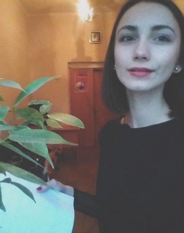 Анастасія Кавун, Запоріжжя