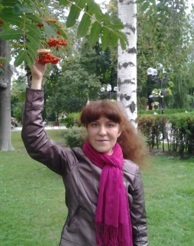 Савельева Анна, Одесса