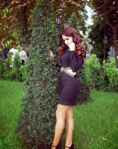 Катерина Парахіна, Дніпродзержинськ