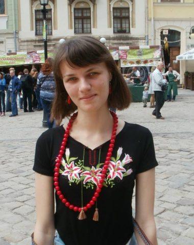 Тройнікова Ярослава, Ясинувата, Донецька обл.