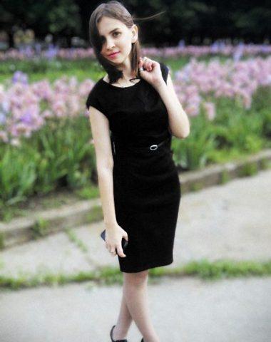 Кащій Уляна, Калуш