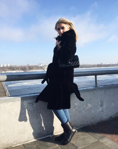 Киприна Александра, Киев