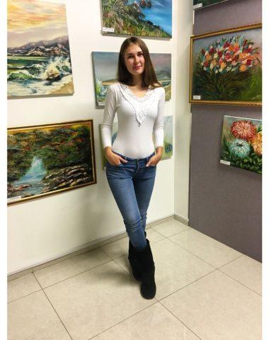 Усенко Світлана, Умань