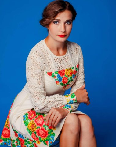 Чаплыгина Стефания, Николаев