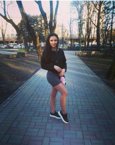 Igorevna Kristina, Хмельницкий