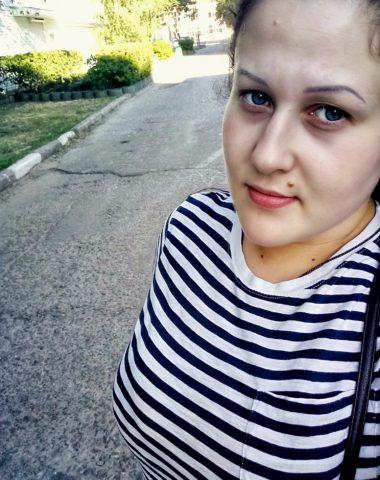 Максименко Екатерина, Украинка