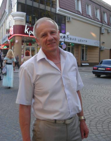 Pushkar Volodymyr, Івано-Франківськ