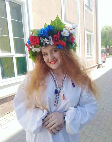 КУФЛЮК ВЕРОНІКА, Івано франківськ